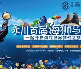 震撼!好玩!一大波神秘海洋萌物正在抵达永川,你准备好了吗?