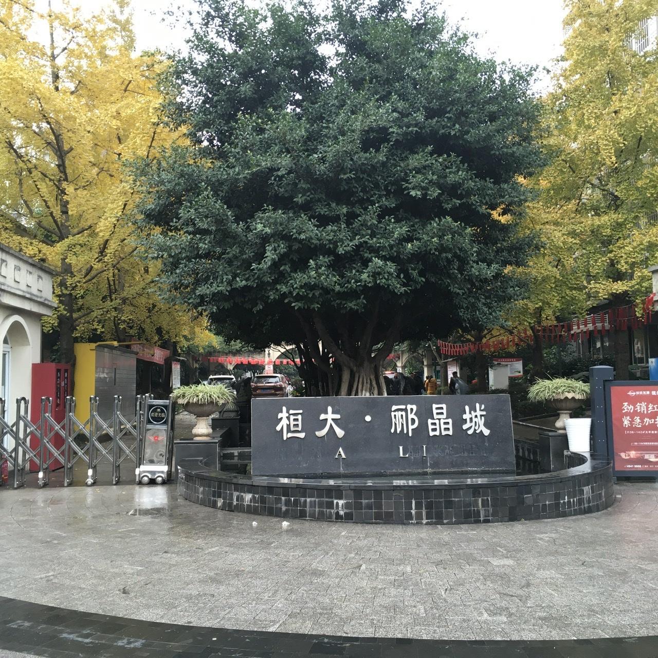 桓大·郦晶城