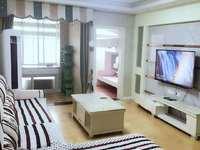 兴龙湖畔 新世纪金科中央公园 温馨小三室两厅 家电齐全 拎包入住