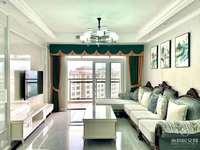 兴龙湖畔,金科阳光小镇品质小区,全中庭现代风格精装三房双卫,急售!