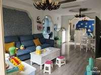 出售伟豪创世纪3室2厅2卫120平米豪装住宅