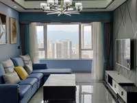 万达旁,金科集美天宸,现代风格精装4房带阳台,就读五洲双语学校