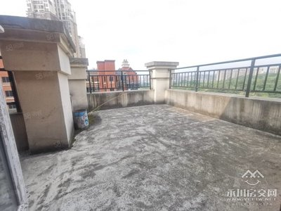 红河小学旁枫侨郡绝版端头顶跃带两个大露台三个外阳台