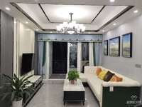 万达广场旁,金科品质小区,集美天辰全新现代风格精装三房2卫,急售!