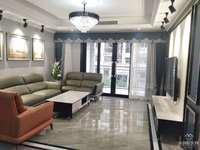 万达广场旁,圣托里尼电梯洋房,南北通透,正宗大4房,全新精装修,急售!