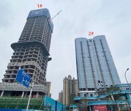 中交·世通国际工程进度