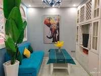 兴龙湖,金科阳光小镇品质小区,现代风格精装两房,温馨装修,只要30多万!