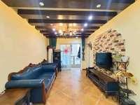 万达广场商圈房,万达华城住家精装大两房,带阳台,现低价急售!