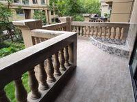 高端品质洋房,带大露台,香缇时光花园电梯洋房,现代风格新装三房,全中庭,急售!