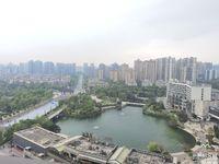永川协信中心,看兴龙湖全景,现代风格全新精装大三房双卫,带大阳台急售