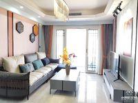 万达广场旁 金科高品质小区 集美天辰全新精装温馨三房 名牌家具家电 拎包入住