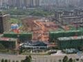 中国铁建•青秀湾工程进度