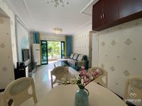 兴龙湖畔.恒大翡翠华庭现代住家精装三房,带家具家电,带阳台,急售