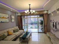 兴龙湖畔,君临棠城全中庭小高层洋房,住家精装大三房双卫,只要40多万