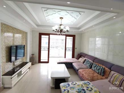 兴龙湖畔,君临棠城住家精装大4房,家电齐全,拎包入住,便宜出售