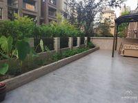 万达广场,万达华府,住家豪华装修,4房带书房,带前后花园,清水价急售