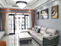 兴龙湖畔,凌云阁全新现代风格精装三房双卫,带阳台,视野开阔,急售
