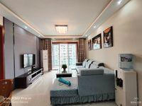 华茂商圈对面住家精装大两房带大阳台 全中庭住家清静最主要价格美