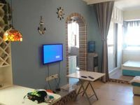 出租米兰阳光1室1厅1卫53平米1000元/月住宅