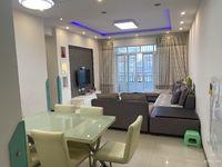 出租金色大地2室2厅1卫88平米1300元/月住宅